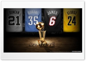 NBA Cup HD Wide Wallpaper for Widescreen