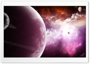 Nebula HD Wide Wallpaper for 4K UHD Widescreen desktop & smartphone