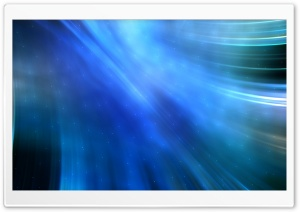 Nebula Blue HD Wide Wallpaper for Widescreen