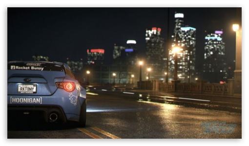 Need For Speed 2015 4K HD Desktop Wallpaper For 4K Ultra