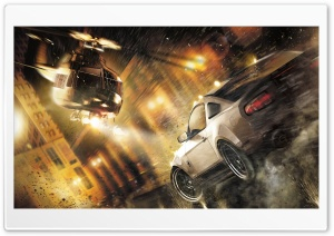 Need For Speed - The Run HD Wide Wallpaper for Widescreen