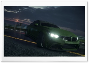 Need For Speed BMW M4 HD Wide Wallpaper for Widescreen