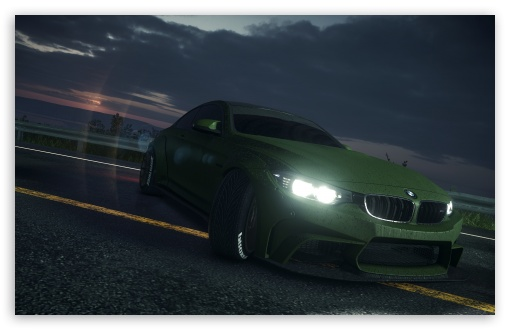 Download Need For Speed BMW M4 UltraHD Wallpaper