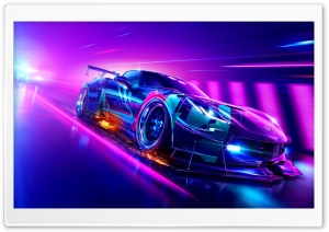 Need for Speed Heat Video Game, Car Ultra HD Wallpaper for 4K UHD Widescreen desktop, tablet & smartphone