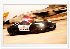 Need For Speed Hot Pursuit HD Wide Wallpaper for Widescreen