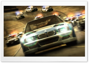 Need for Speed Most Wanted Ultra HD Wallpaper for 4K UHD Widescreen desktop, tablet & smartphone