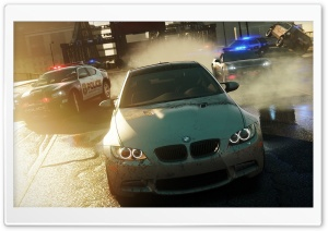 Need For Speed Most Wanted 2012 HD Wide Wallpaper for 4K UHD Widescreen desktop & smartphone