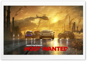 Need for Speed Most Wanted 2012 Ultra HD Wallpaper for 4K UHD Widescreen desktop, tablet & smartphone