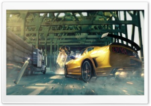 Need for Speed Most Wanted 2012 HD Wide Wallpaper for Widescreen