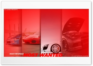 Need For Speed Most Wanted HD Wide Wallpaper for Widescreen