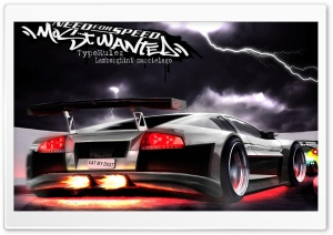 Need For Speed Most Wanted Racing Game HD Wide Wallpaper for Widescreen