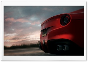 Need for Speed Rivals HD Wide Wallpaper for 4K UHD Widescreen desktop & smartphone