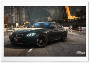 Need For Speed Rivals BMW M6 Coupe HD Wide Wallpaper for Widescreen