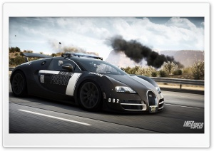 Need For Speed Rivals Bugatti HD Wide Wallpaper for 4K UHD Widescreen desktop & smartphone