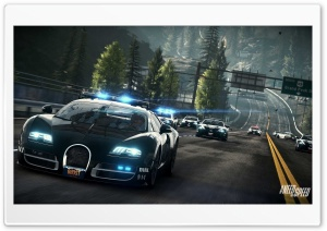 Need for Speed Rivals Bugatti Veyron HD Wide Wallpaper for Widescreen