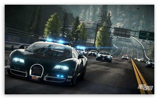 Need for Speed Rivals Bugatti Veyron HD wallpaper for Wide 5:3 Widescreen WGA ; HD 16:9 High Definition WQHD QWXGA 1080p 900p 720p QHD nHD ; Mobile 5:3 16:9 - WGA WQHD QWXGA 1080p 900p 720p QHD nHD ;