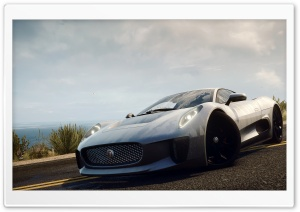 Need for Speed Rivals Complete Edition Simply Jaguar Complete Pack DLC Racer Jaguar C-X75 Prototype HD Wide Wallpaper for Widescreen