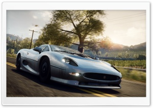 Need for Speed Rivals Complete Edition SIMPLY JAGUAR RACERS DLC Racer Jaguar XJ220 3.5L Twin-Turbo V HD Wide Wallpaper for Widescreen