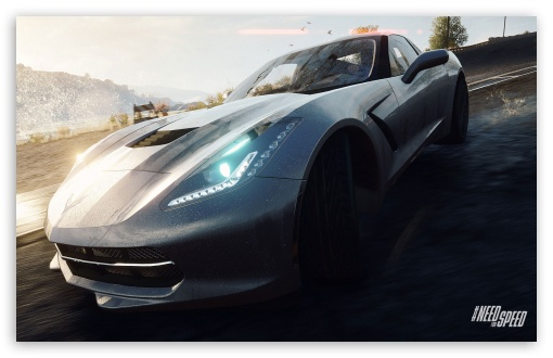 Need For Speed Rivals Corvette Stingray ❤ 4K UHD Wallpaper for Wide 16:10 5:3 Widescreen WHXGA WQXGA WUXGA WXGA WGA ; 4K UHD 16:9 Ultra High Definition 2160p 1440p 1080p 900p 720p ; Mobile 5:3 16:9 - WGA 2160p 1440p 1080p 900p 720p ;