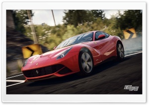 Need for Speed Rivals Ferrari Ultra HD Wallpaper for 4K UHD Widescreen desktop, tablet & smartphone