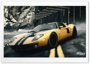 Need For Speed Rivals Ford GT HD Wide Wallpaper for Widescreen