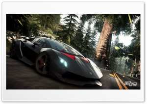 Need for Speed Rivals Lamborghini Sesto Elemento HD Wide Wallpaper for Widescreen