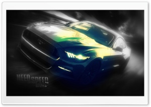 NEED FOR SPEED RIVALS Mustang HD Wide Wallpaper for 4K UHD Widescreen desktop & smartphone