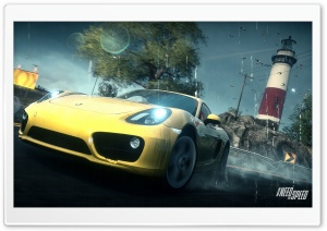 Need for Speed Rivals Porsche HD Wide Wallpaper for Widescreen