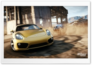 Need For Speed Rivals Porsche Evasion HD Wide Wallpaper for Widescreen