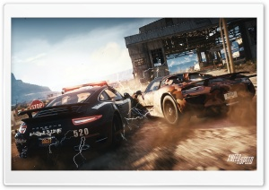 Need For Speed Rivals Porsche Pursuittech HD Wide Wallpaper for Widescreen