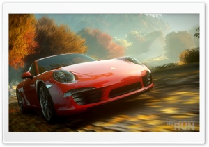 Need For Speed The Run HD Wide Wallpaper for Widescreen