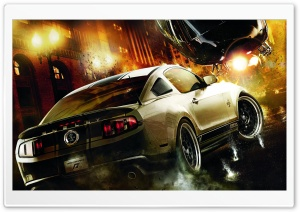 Need For Speed The Run - Shelby HD Wide Wallpaper for 4K UHD Widescreen desktop & smartphone