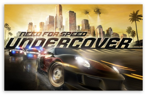 Need For Speed Undercover UltraHD Wallpaper for Wide 16:10 5:3 Widescreen WHXGA WQXGA WUXGA WXGA WGA ; 8K UHD TV 16:9 Ultra High Definition 2160p 1440p 1080p 900p 720p ; Mobile 5:3 16:9 - WGA 2160p 1440p 1080p 900p 720p ;