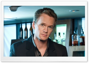 Neil Patrick Harris HD Wide Wallpaper for Widescreen
