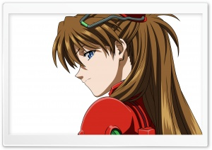 Neon Genesis Evangelion   Asuka Langley Soryu HD Wide Wallpaper for Widescreen
