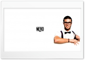 Nerd HD Wide Wallpaper for Widescreen