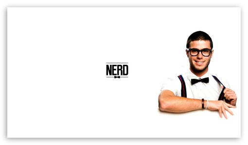 Nerd ❤ 4K UHD Wallpaper for 4K UHD 16:9 Ultra High Definition 2160p 1440p 1080p 900p 720p ; Mobile 5:3 16:9 - WGA 2160p 1440p 1080p 900p 720p ;