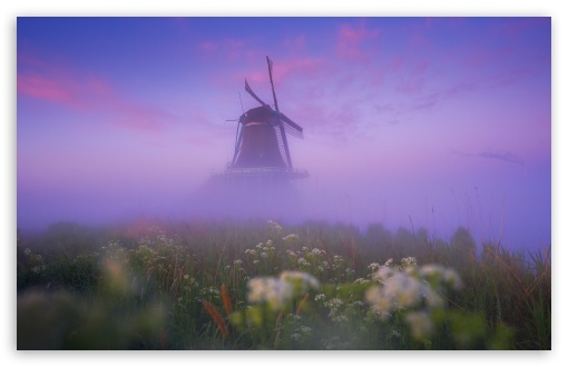 Netherlands Traditional Windmill Morning Mist ❤ 4K UHD Wallpaper for Wide 16:10 5:3 Widescreen WHXGA WQXGA WUXGA WXGA WGA ; UltraWide 21:9 ; 4K UHD 16:9 Ultra High Definition 2160p 1440p 1080p 900p 720p ; Standard 4:3 5:4 3:2 Fullscreen UXGA XGA SVGA QSXGA SXGA DVGA HVGA HQVGA ( Apple PowerBook G4 iPhone 4 3G 3GS iPod Touch ) ; Smartphone 16:9 3:2 5:3 2160p 1440p 1080p 900p 720p DVGA HVGA HQVGA ( Apple PowerBook G4 iPhone 4 3G 3GS iPod Touch ) WGA ; Tablet 1:1 ; iPad 1/2/Mini ; Mobile 4:3 5:3 3:2 16:9 5:4 - UXGA XGA SVGA WGA DVGA HVGA HQVGA ( Apple PowerBook G4 iPhone 4 3G 3GS iPod Touch ) 2160p 1440p 1080p 900p 720p QSXGA SXGA ;