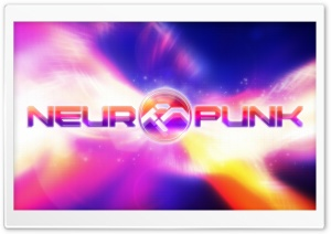 Neuropunk HD Wide Wallpaper for Widescreen