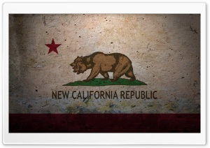 New California Republic   Fallout HD Wide Wallpaper for Widescreen