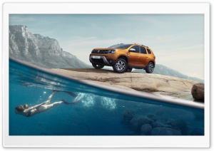 New Duster Ultra HD Wallpaper for 4K UHD Widescreen desktop, tablet & smartphone