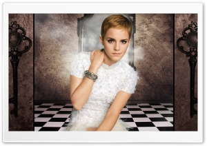 New Emma Watson HD Wide Wallpaper for Widescreen