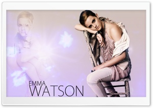 New Emma Watson 2011 HD Wide Wallpaper for Widescreen
