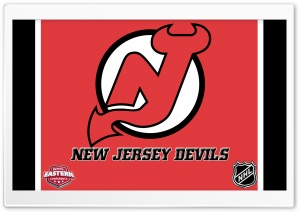 New Jersey Devils HD Wide Wallpaper for Widescreen