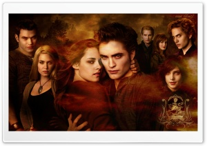 New Moon Movie HD Wide Wallpaper for Widescreen