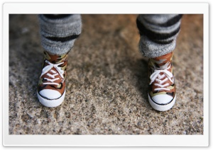 New Shoes HD Wide Wallpaper for Widescreen