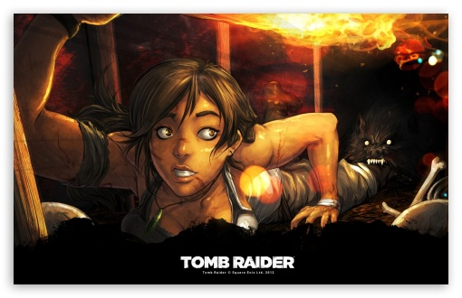 New Tomb Raider HD wallpaper for Wide 16:10 5:3 Widescreen WHXGA WQXGA WUXGA WXGA WGA ; HD 16:9 High Definition WQHD QWXGA 1080p 900p 720p QHD nHD ; Standard 3:2 Fullscreen DVGA HVGA HQVGA devices ( Apple PowerBook G4 iPhone 4 3G 3GS iPod Touch ) ; Mobile 5:3 3:2 16:9 - WGA DVGA HVGA HQVGA devices ( Apple PowerBook G4 iPhone 4 3G 3GS iPod Touch ) WQHD QWXGA 1080p 900p 720p QHD nHD ;