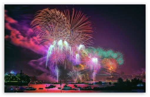 New Year Fireworks HD wallpaper for Wide 16:10 5:3 Widescreen WHXGA WQXGA WUXGA WXGA WGA ; HD 16:9 High Definition WQHD QWXGA 1080p 900p 720p QHD nHD ; Standard 4:3 5:4 3:2 Fullscreen UXGA XGA SVGA QSXGA SXGA DVGA HVGA HQVGA devices ( Apple PowerBook G4 iPhone 4 3G 3GS iPod Touch ) ; iPad 1/2/Mini ; Mobile 4:3 5:3 3:2 16:9 5:4 - UXGA XGA SVGA WGA DVGA HVGA HQVGA devices ( Apple PowerBook G4 iPhone 4 3G 3GS iPod Touch ) WQHD QWXGA 1080p 900p 720p QHD nHD QSXGA SXGA ;