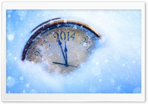 New Years Eve 2014 HD Wide Wallpaper for Widescreen
