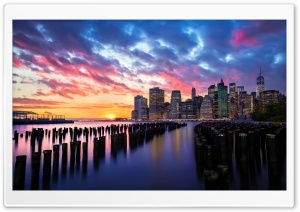 New York HD Wide Wallpaper for 4K UHD Widescreen desktop & smartphone